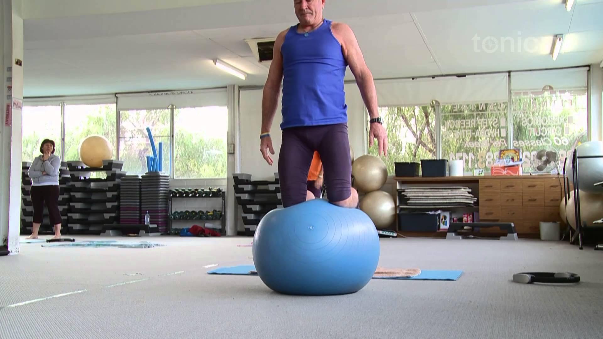 Pelvic Floor Exercise for men