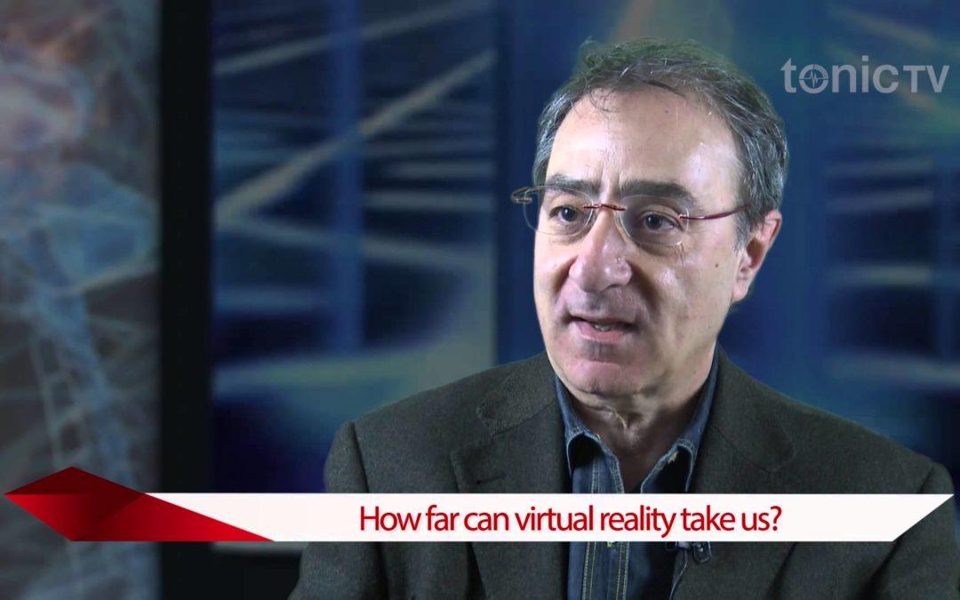 Virtual reality – actual treatment